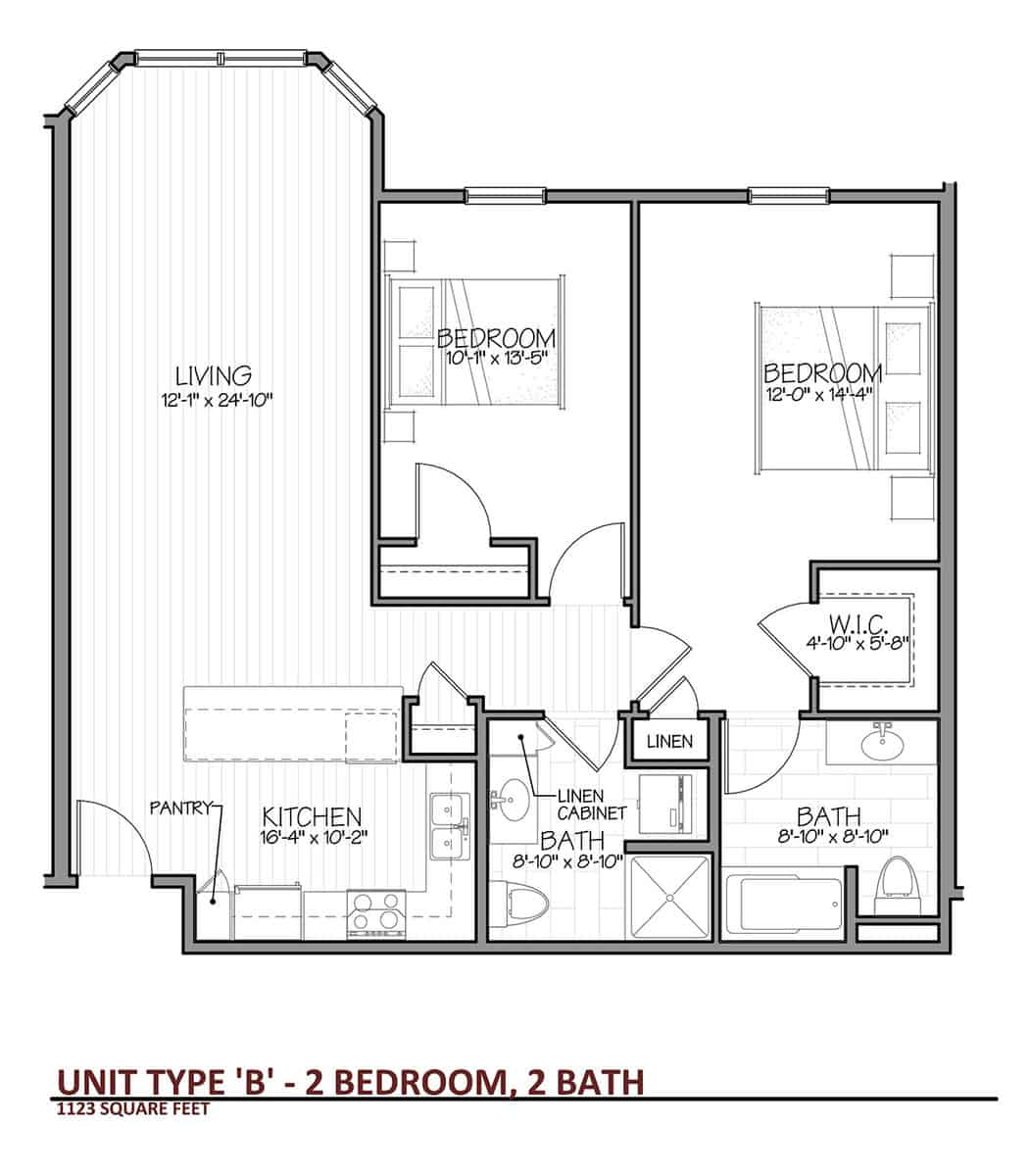 1109 Autumn Pond Building 6 000 Unit Marketingaec Plans And Diagram